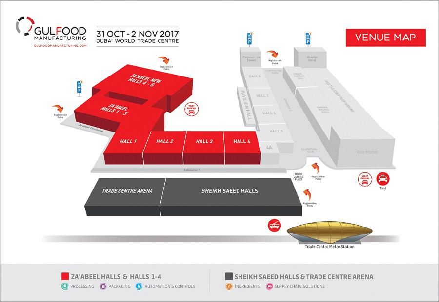 Gulfood manufacturing 2017 dubai uae foodline gfm 2017venue map aw 900 width gumiabroncs