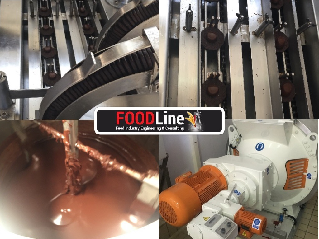 Recent Biscuit project -FOODLine Co.